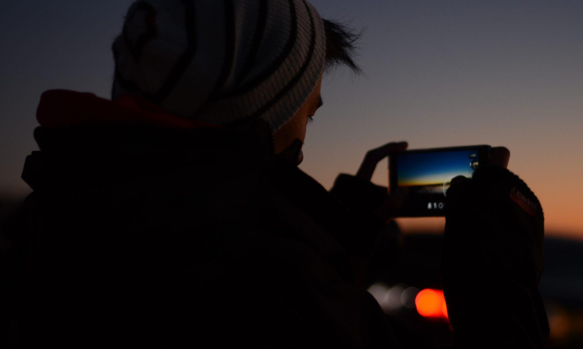 Shot on Smartphone